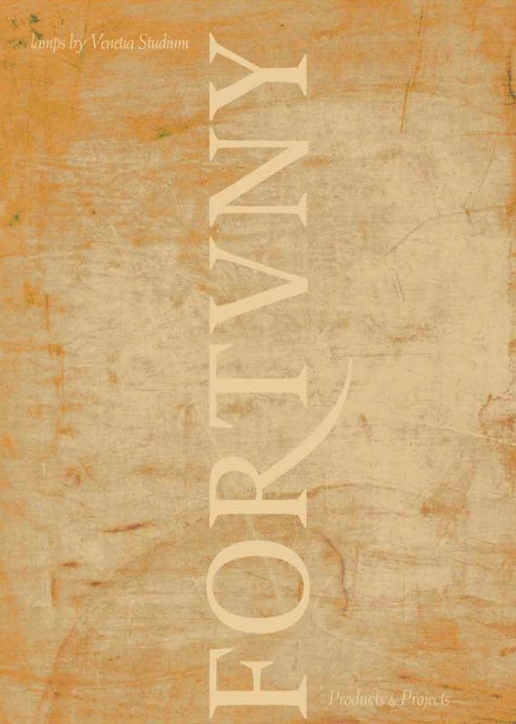 Fortuny lamps catalogue