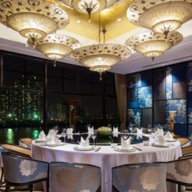 Scheherazade Fortuny at Y2C2 Restaurant in Shanghai