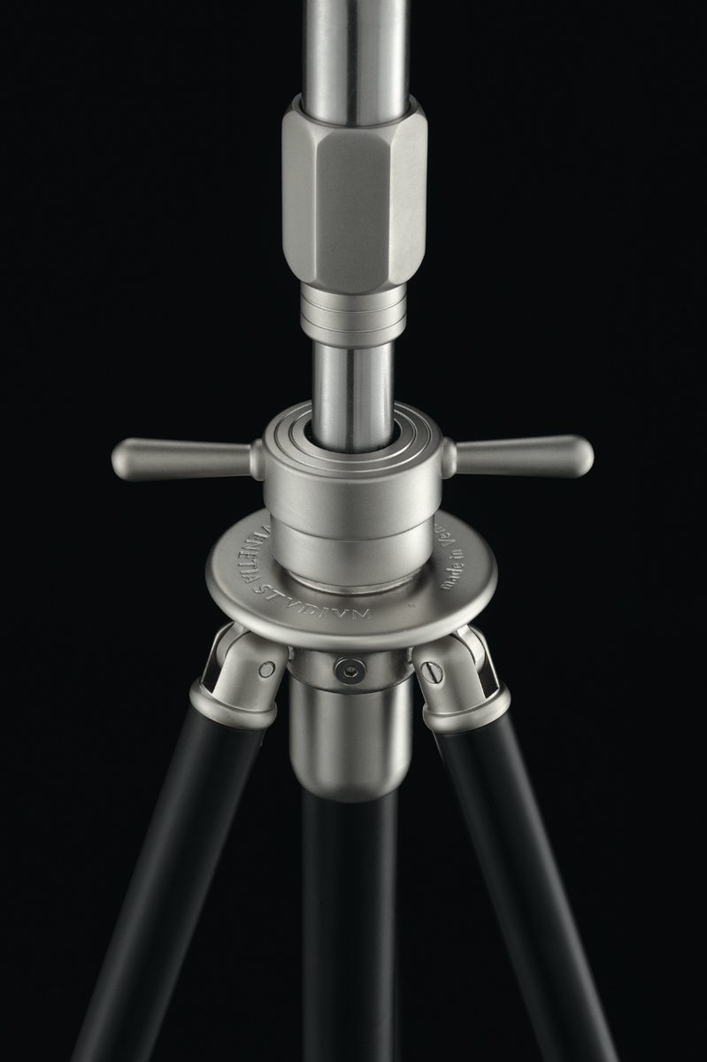 Fortuny floor lamp tripod regulation
