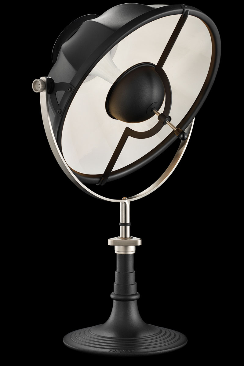 Fortuny Armilla 41 Table Lamp Black & white