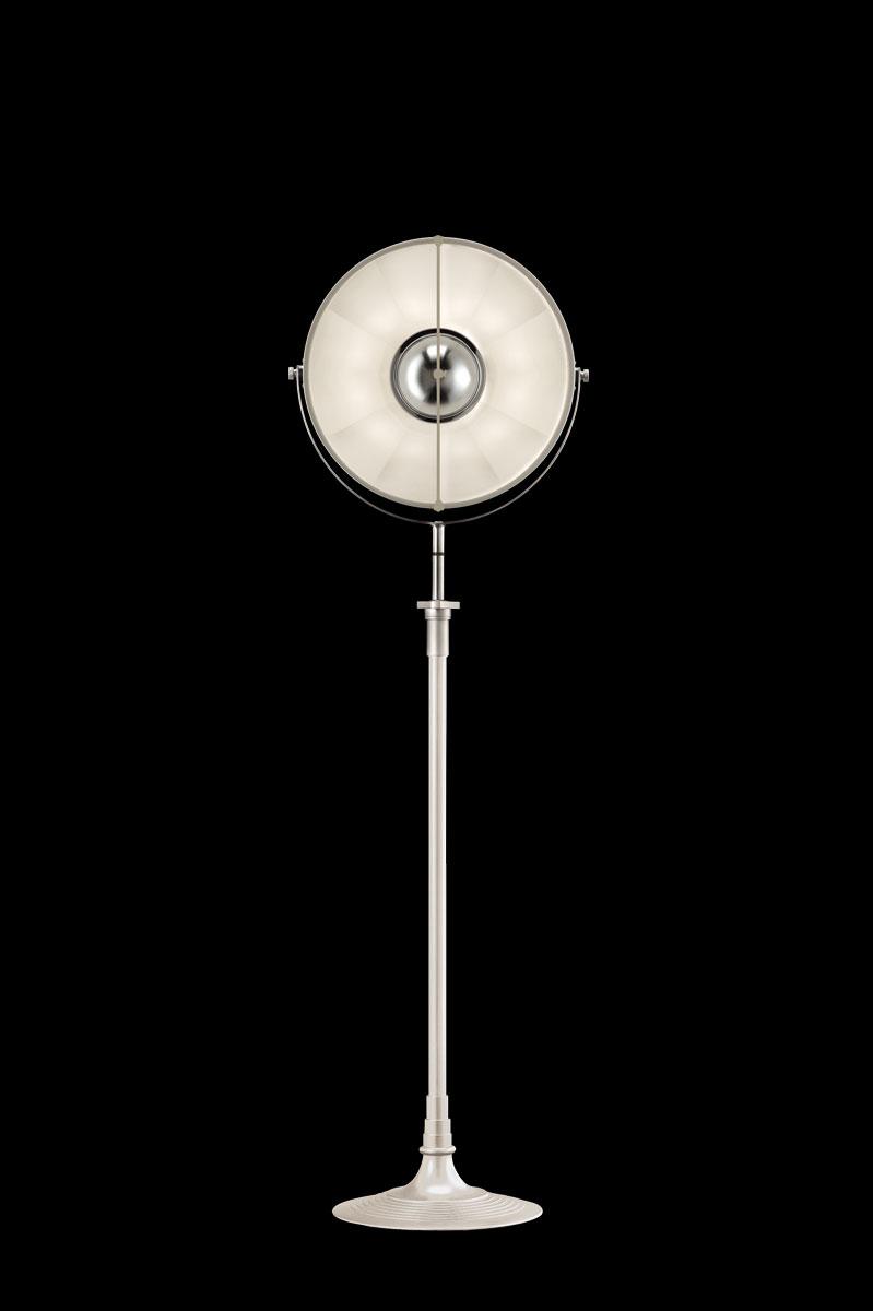 Fortuny Atelier 41 floor lamp white