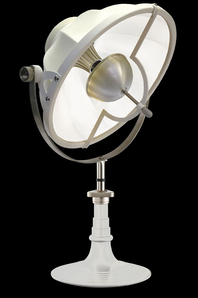 Fortuny Armilla 41 Table Lamp White