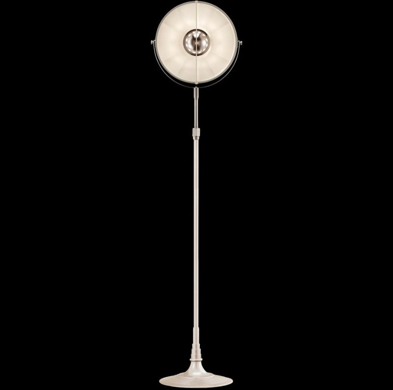 Fortuny lamp Studio 1907 Atelier 32 white