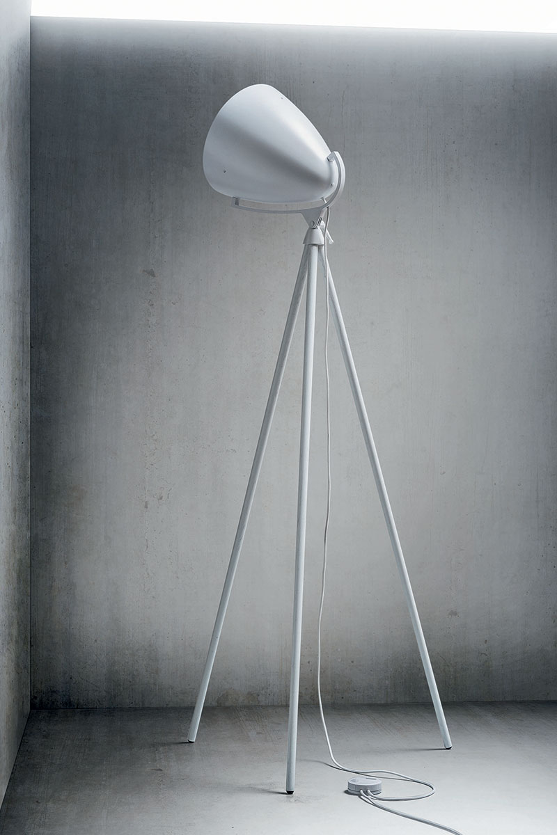 Pallucco Faro Next white floor lamp 2