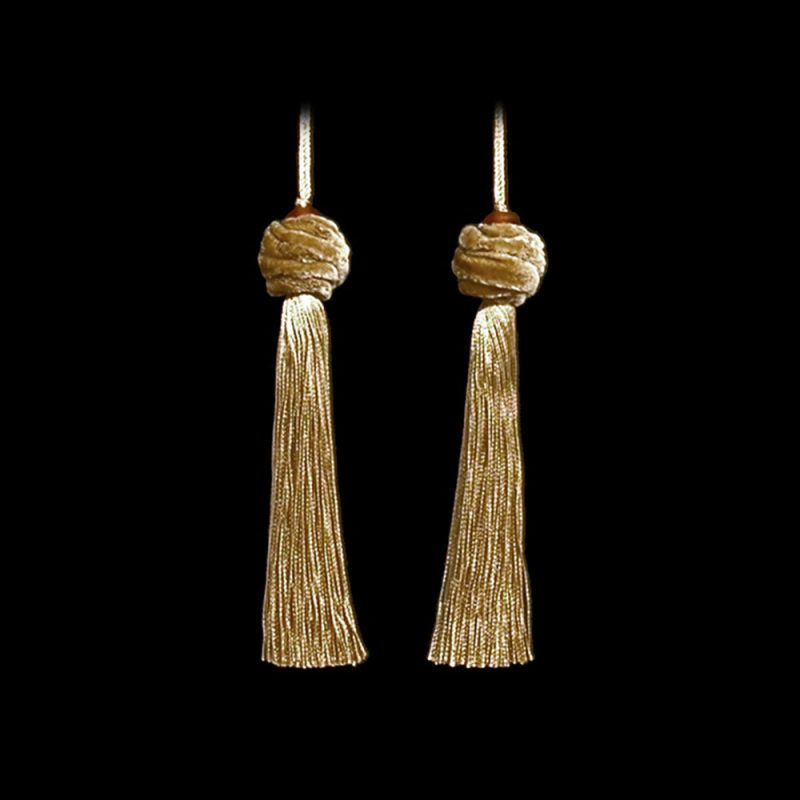 Turbante key tassels