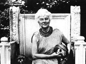 Peggy Guggenheim horizontal