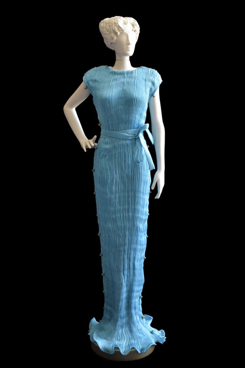 Diva Peggy turquoise blue collectible fashion doll miniature mannequin - Roman
