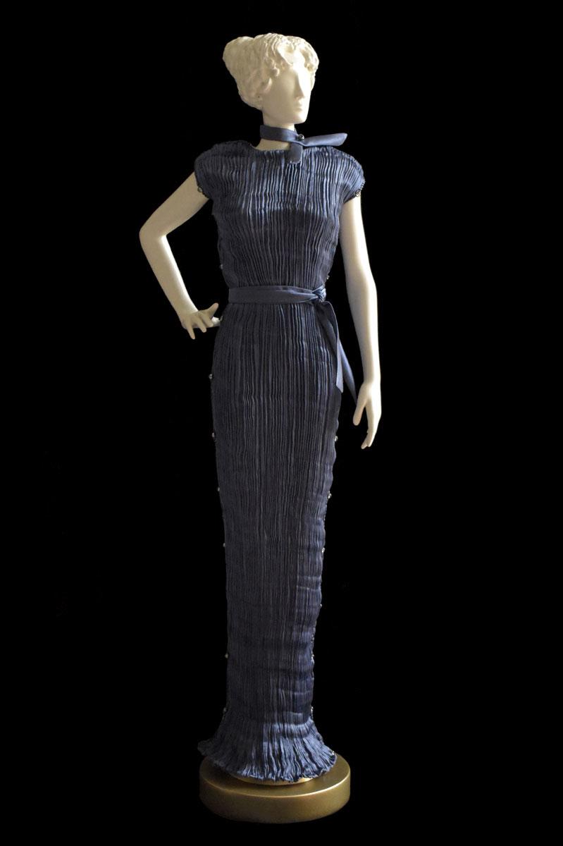 Diva Peggy blue collectible fashion doll miniature mannequin - Roman